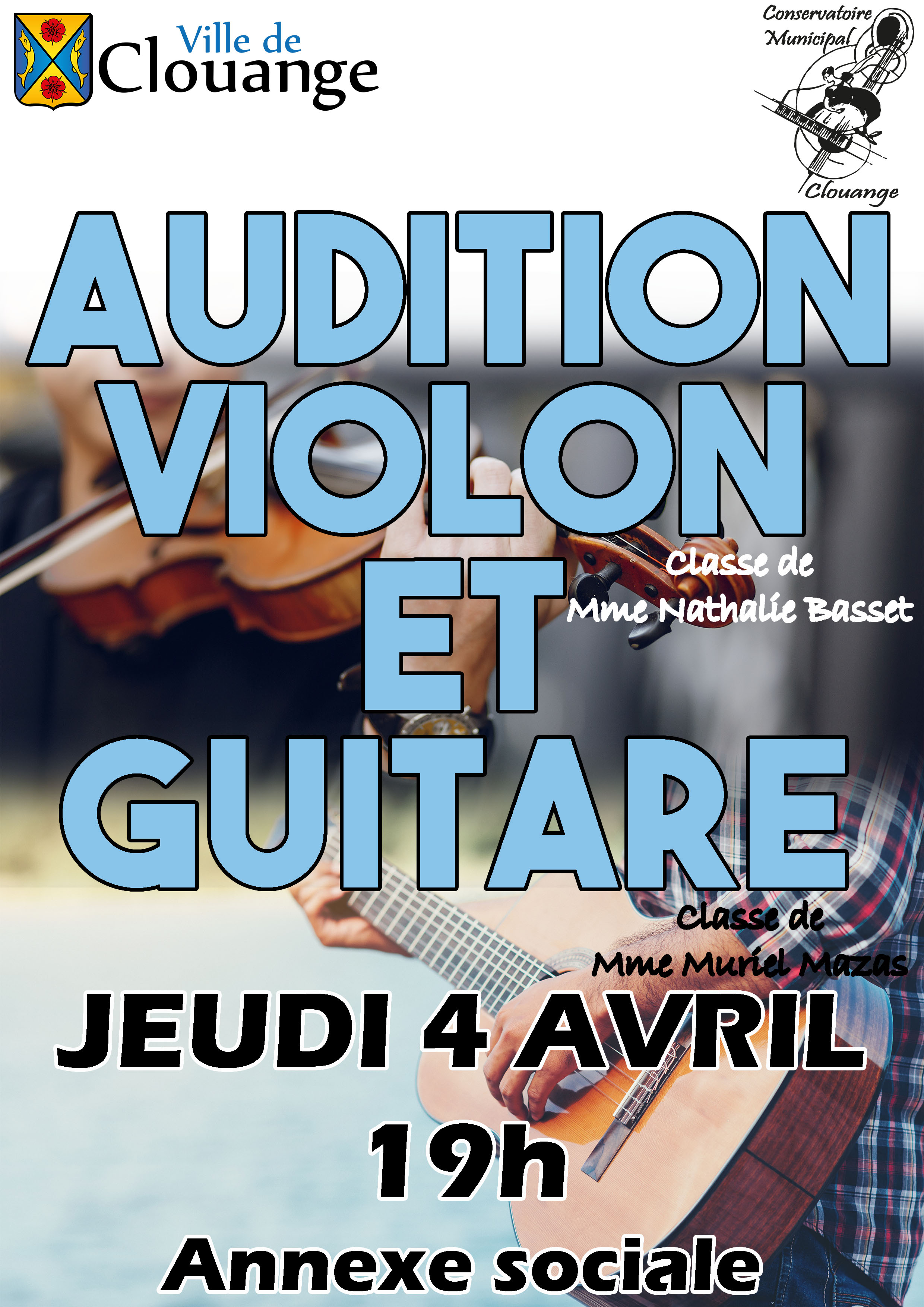 Audition de Guitare et Violon