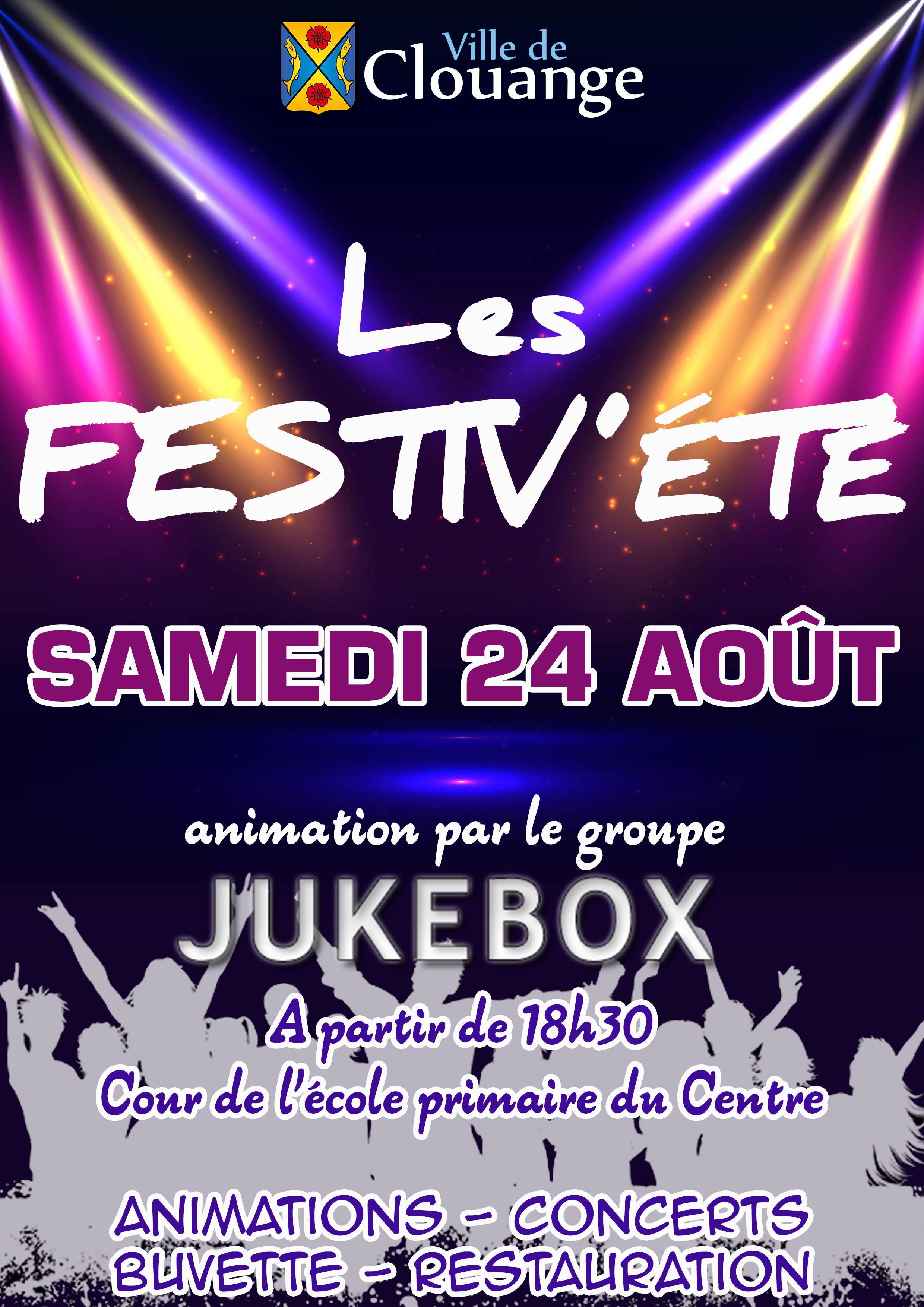 Concert & Animations