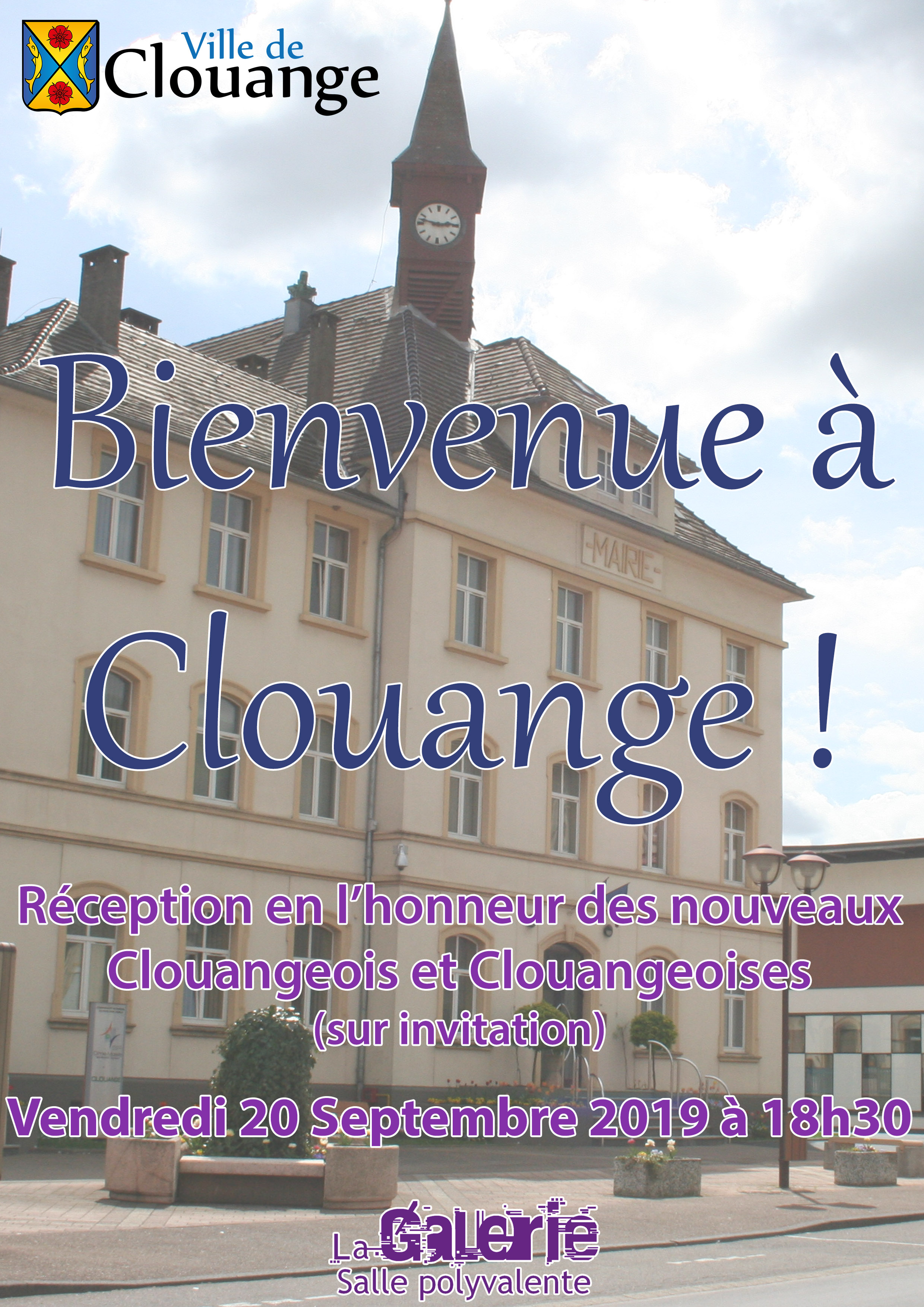 Bienvenue à Clouange !